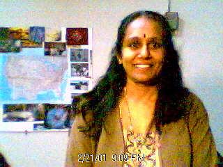 A mature woman; Actual size=180 pixels wide